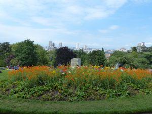 Parc des Buttes Chaumont, 19th arrondissement, Paris, France, park