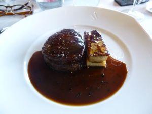 Le Jules Verne, Eiffel Tower, 6th arrondissement, Parisian restaurant, table with a view, steak, Paris, France