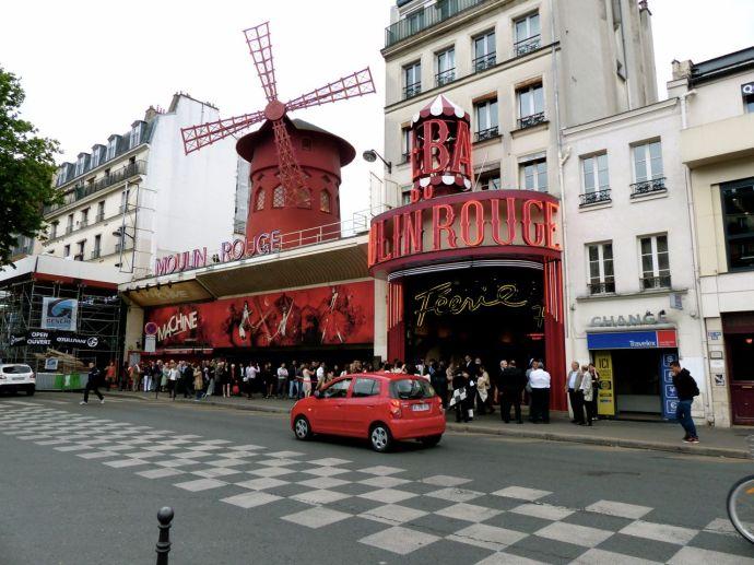 Les Moulins Rouge