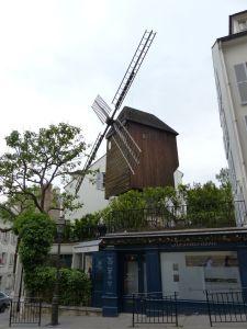 windmill, 1717, Le Moulin de la Galette
