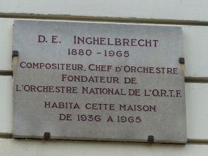 http://en.wikipedia.org/wiki/D%C3%A9sir%C3%A9-%C3%89mile_Inghelbrecht