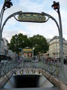 Anvers metro