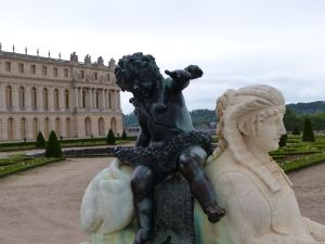 Versailles, Ile-de-France, France, palace, The Palace, gardens, The Grand Trianon, Marie Antoinette's Estate,