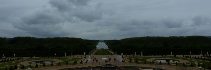 Versailles, Ile-de-France, France, palace, The Palace, gardens, The Grand Trianon, Marie Antoinette's Estate, Versailles gardens