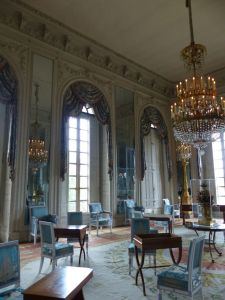 Versailles, Ile-de-France, France, palace, The Grand Trianon,  The Room of Mirrors, mirrors