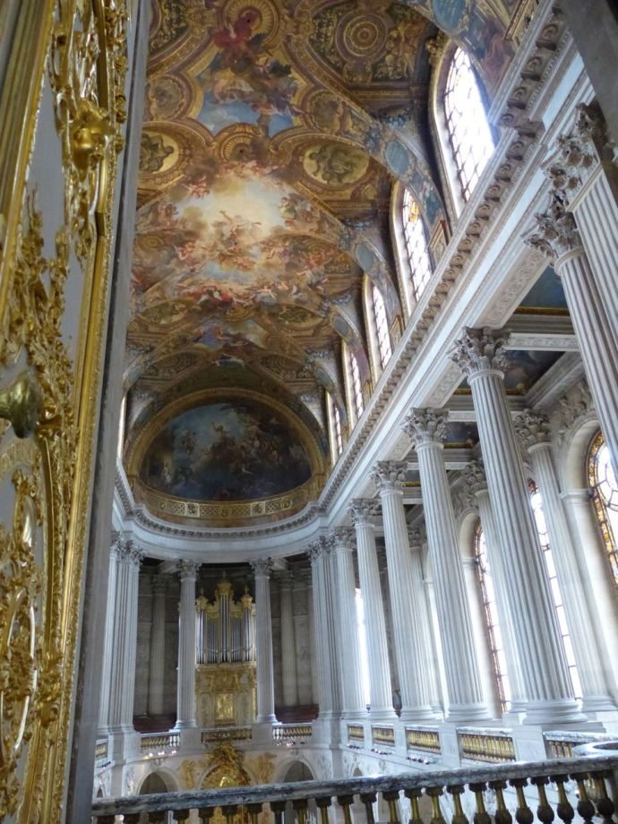 Versailles, Ile-de-France, France, palace, The Palace, Hall of Mirrors