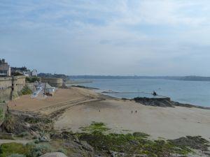 Saint Thomas Gate, Brittany, France, port city, walled city